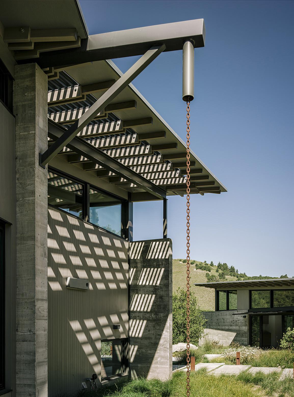 Gallery Of Butterfly House Feldman Architecture 15