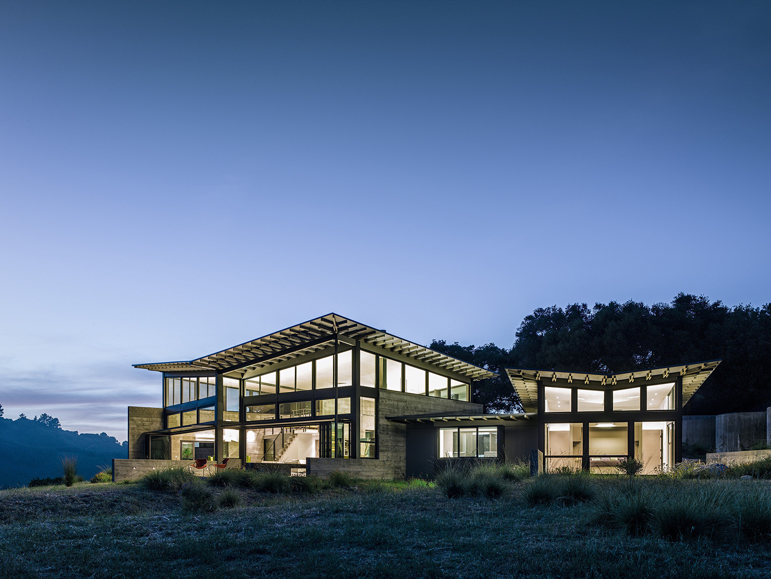 Gallery Of Butterfly House Feldman Architecture 5