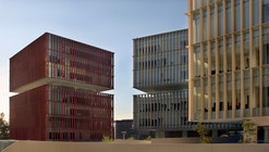 Jalisco Federal Judicial City / TACHER Arquitectos