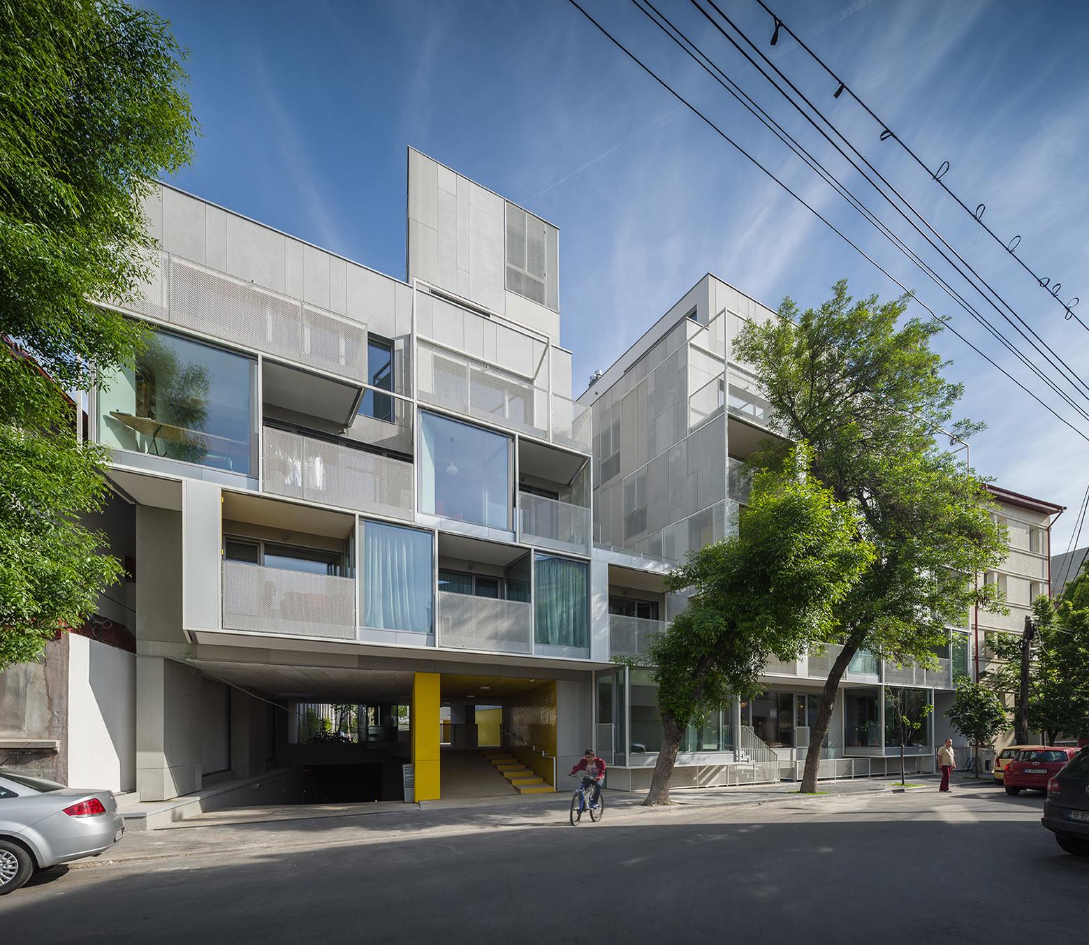 Dogarilor Apartment Building / ADN Birou de Arhitectura, © Cosmin Dragomir