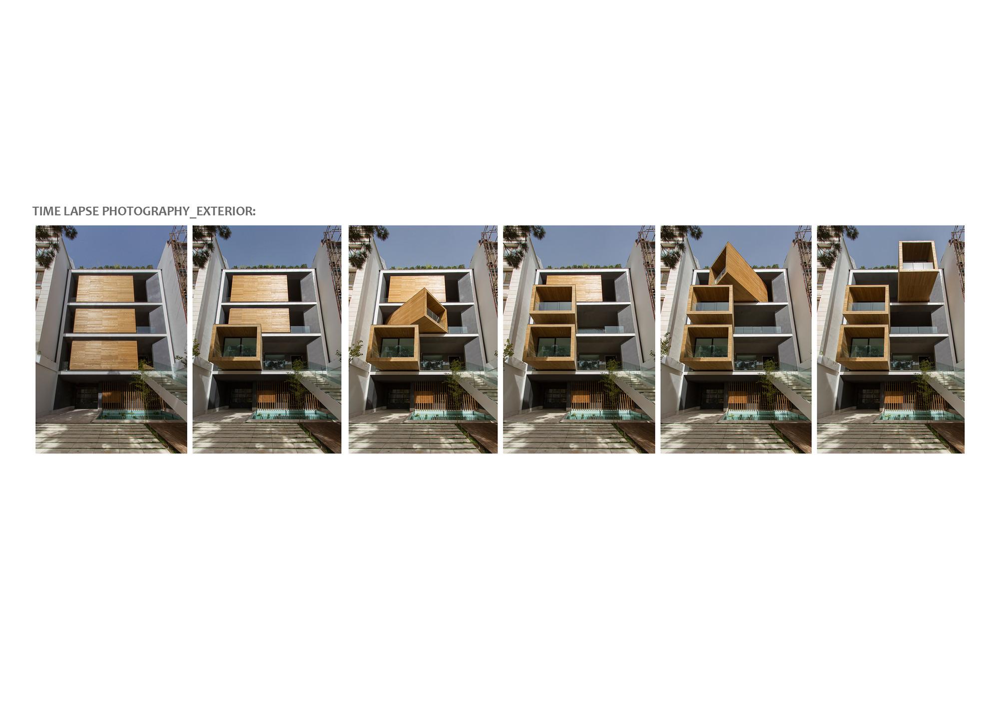 Exterior Timelapse Photographs