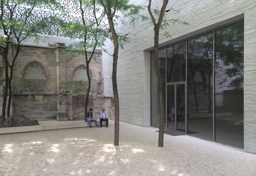 Kolumba Museum in Cologne. Image © Gili Merin