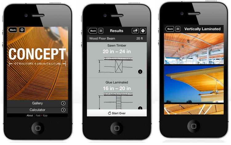 Concept Idea Calculator. Image Courtesy of Fast + Epp
