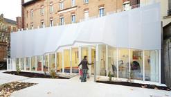 Epée de Bois - Nursery / h2o architectes