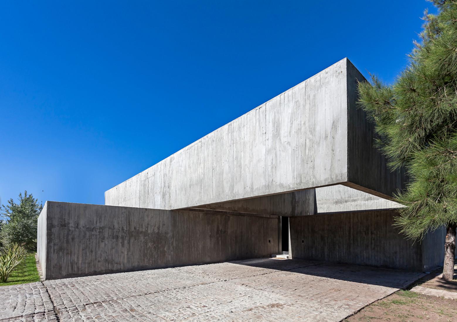 Casa M / Estudio Aire, © Walter Salcedo
