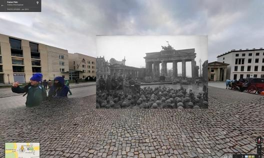 Brandenburg Tor, Berlin