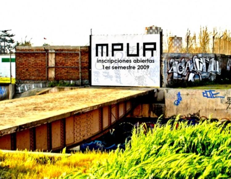 MPUR - Magíster en Proyecto Urbano PUC