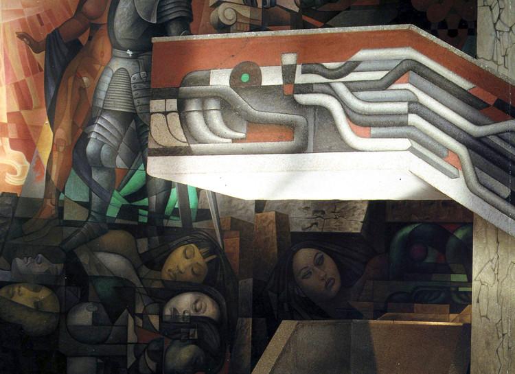 Muro y Muralismo: Relaciones entre Arquitectura y Pintura
