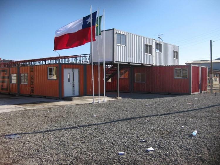Relato de un Proyecto Escuela en Tubul / Quinto año carrera de Arquitectura Universidad Fins Terrae