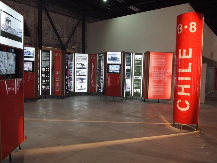 12 Bienal de Arquitectura de Venecia ¿Qué mostramos y cómo presentamos?: Exponiendo la Arquitectura Chilena