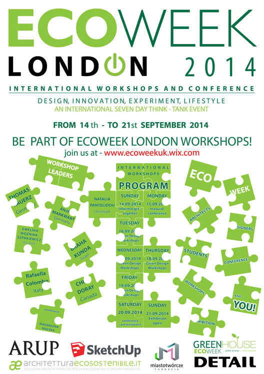 ECOWEEK London 2014