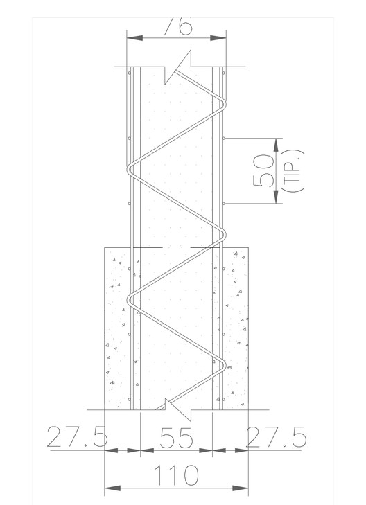 Detalle escalerillas
