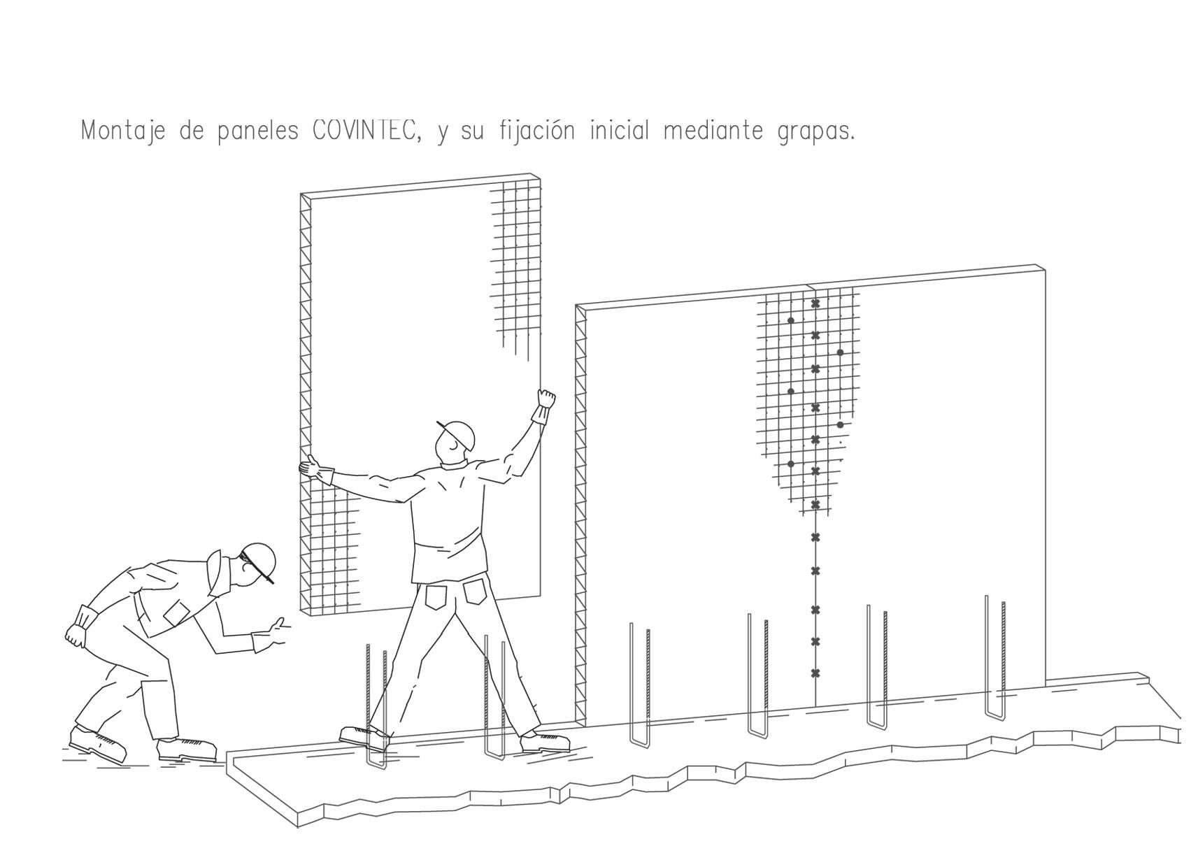 En Detalle: Sistema de paneles Covintec : ArchDaily Peru00fa