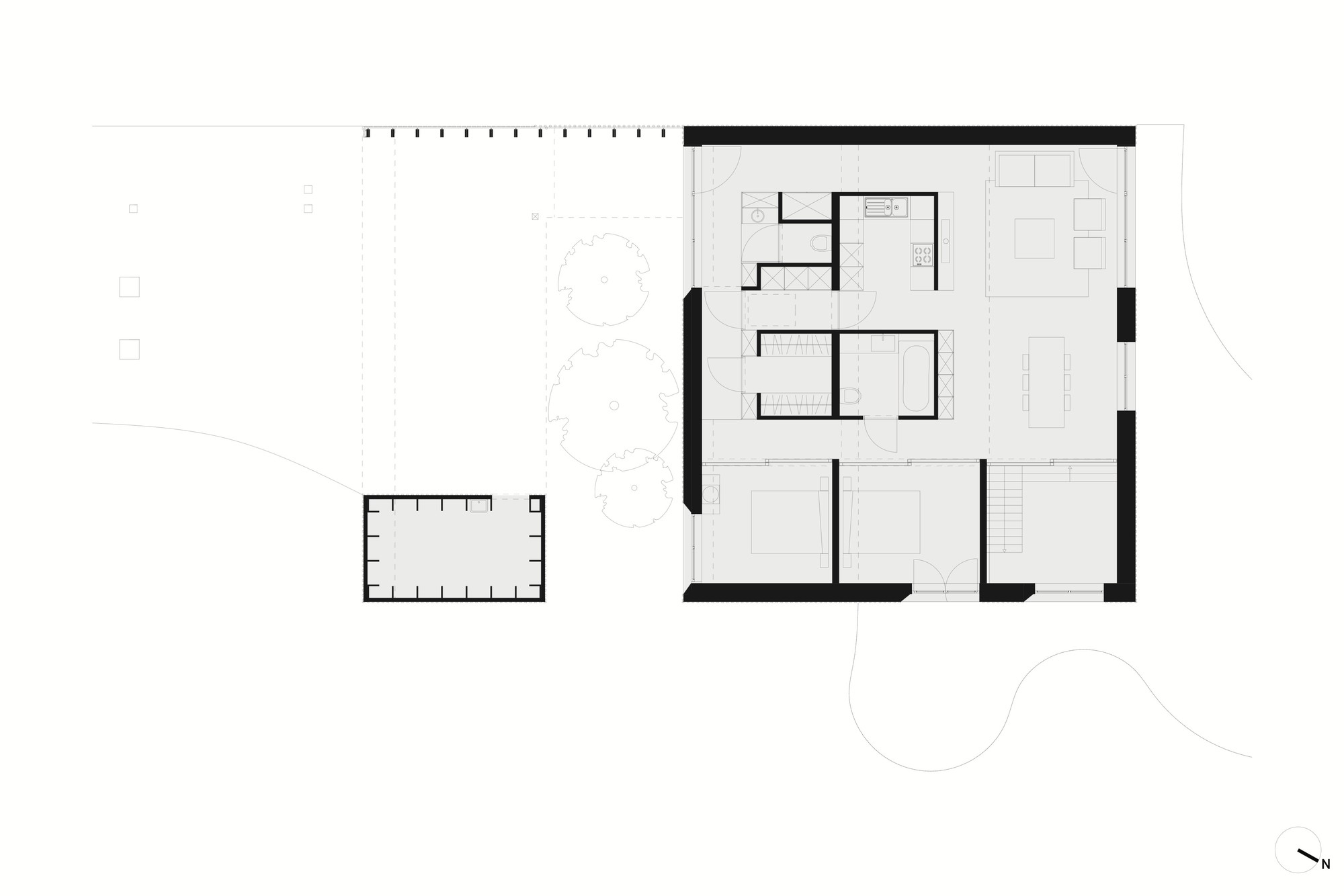 gallery of gran - passive house skatchkoff    hub