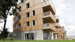 "WGTG - Residential building ""Den Draad"" / HUB"