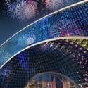 Dubai Cultural District. Image Courtesy of Dubai Holding