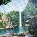 World's largest indoor theme park. Image Courtesy of Dubai Holding