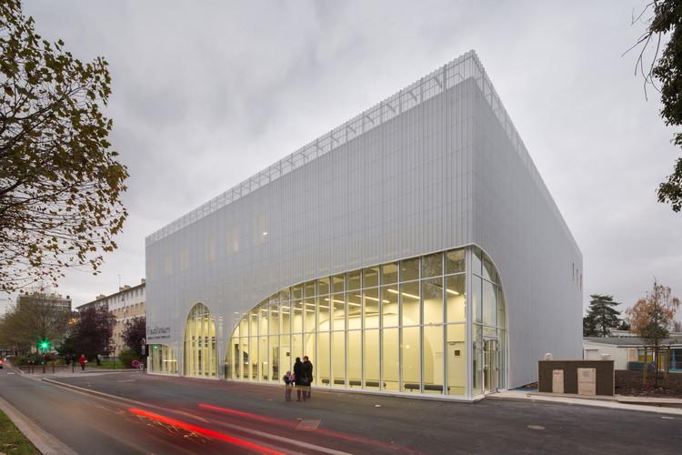 Auditorio del Conservatorio de Canto Coral Bondy & Radio France / PARC Architectes, © 11h45
