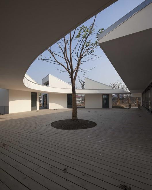 Daidai Pavilion / Pro-Form Architects, © LV Hengzhong