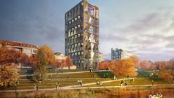 Foster + Partners Designs Headquarters for Copper Company in Russia