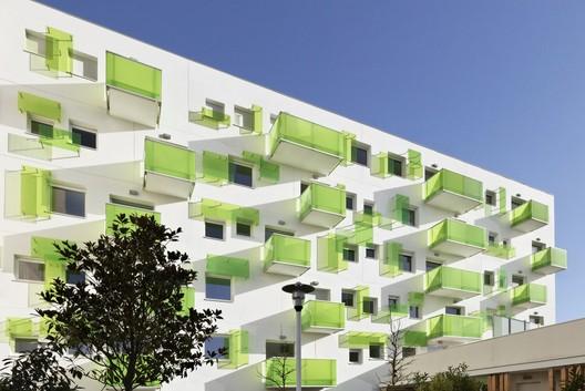 Nova Green / Agence Bernard Bühler. Image © Vincent Monthiers
