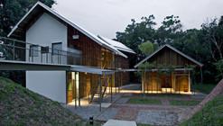 Pulau Banding Rainforest Research Centre / C' arch
