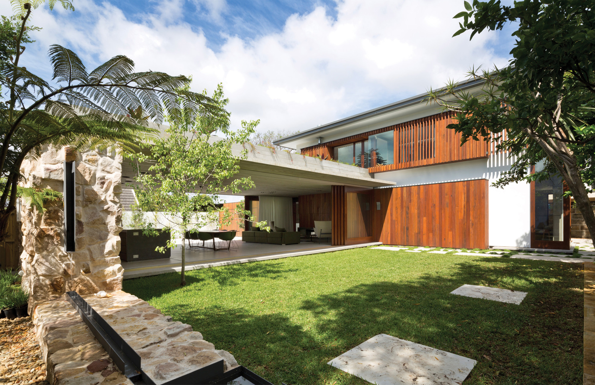 Gallery Of Hunters Hill House Arkhefield 5