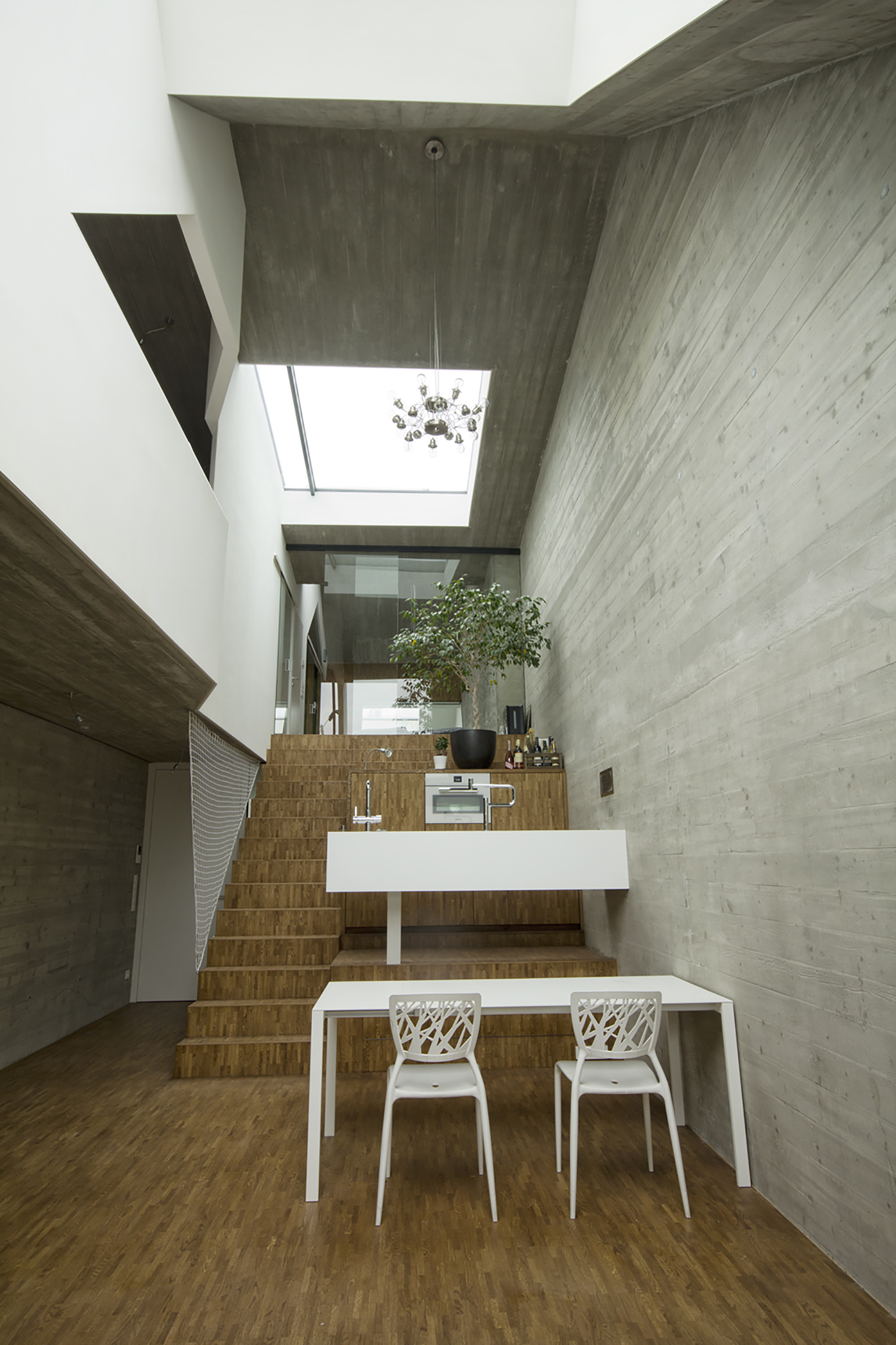 Gallery of cj5 house caramel architekten 6 - Caramel architekten ...