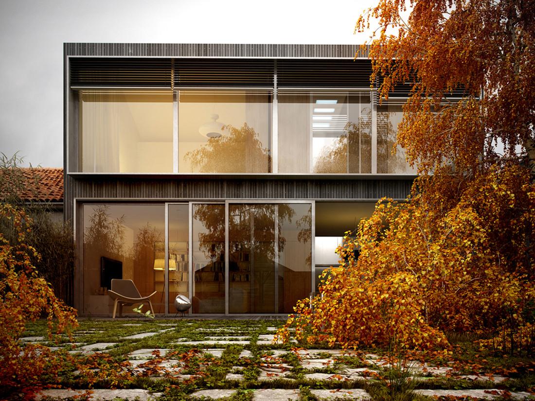 © Cortesía de Nadau Lavergne Architects
