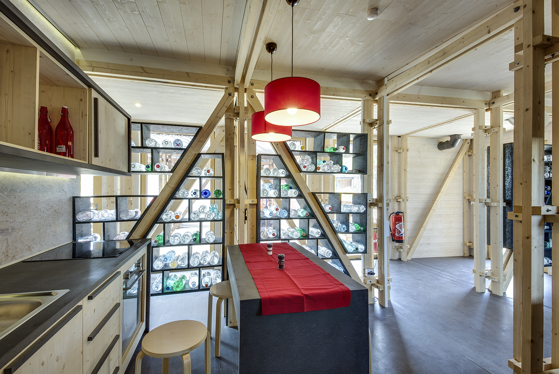 Lugar # 6: Casa Fenix / CHILE-FRANCIA. Image © SDE2014
