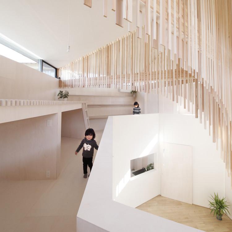Casa KORO / Katsutoshi Sasaki + Associates, Cortesía de Katsutoshi Sasaki + Associates
