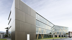 Swissquote Building in Gland  / Link architectes