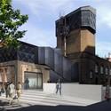 © Jamie Fobert Architects courtesy of Goldsmiths College