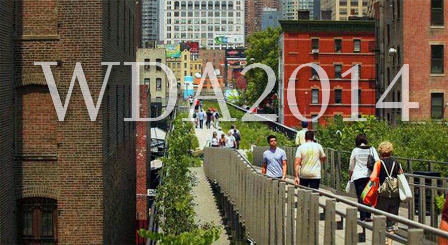 Se anuncia el tema del Día Mundial de la Arquitectura 2014: Ciudades saludables, ciudades felices, Cortesía de UIA