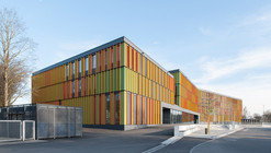 Learning Centre Biberach / Lanz Schwager Architekten