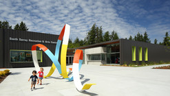 South Surrey Recreation & Arts Centre / Taylor Kurtz Architecture+Design