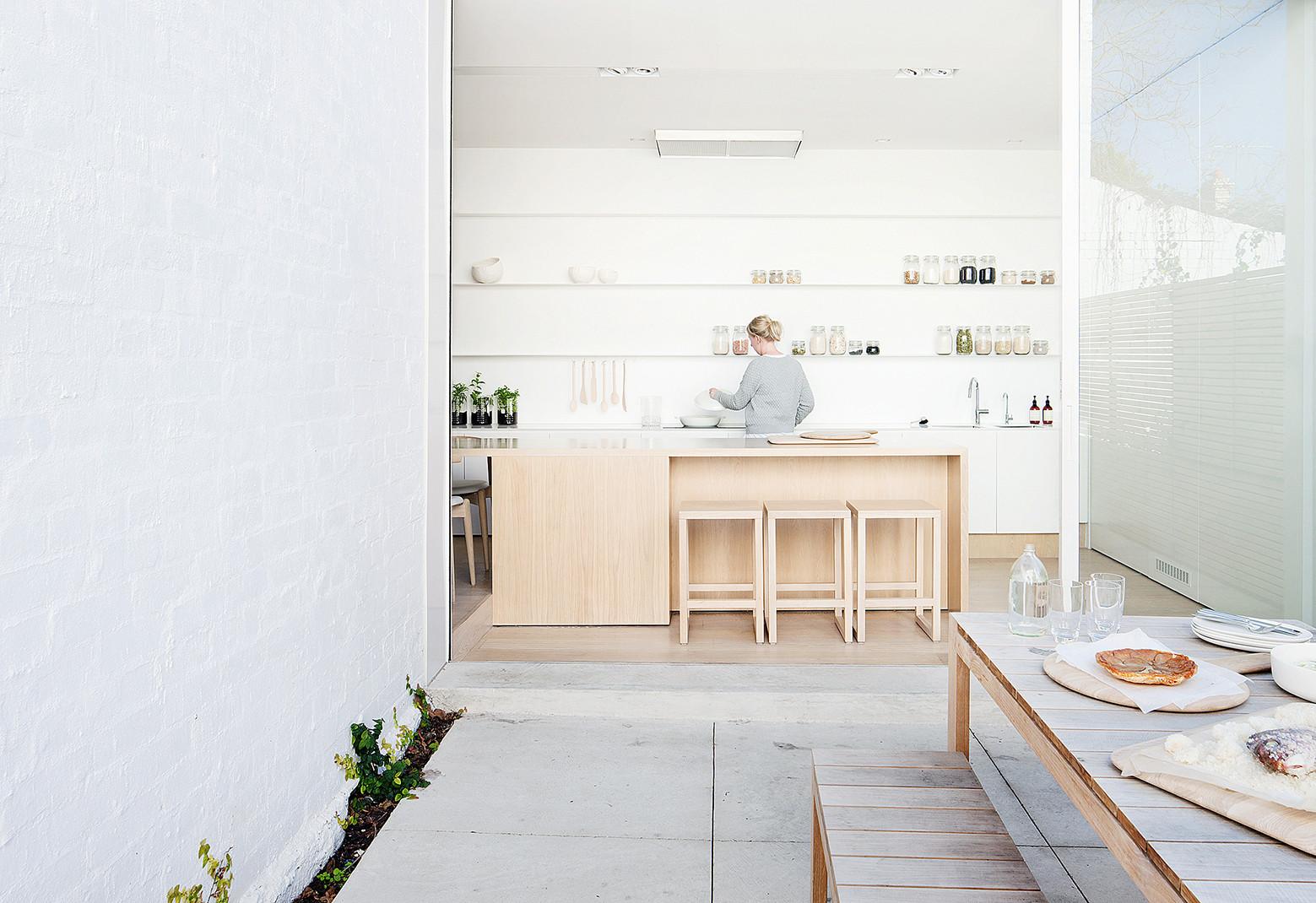Alfred Street Residence / studiofour, © Shannon McGrath