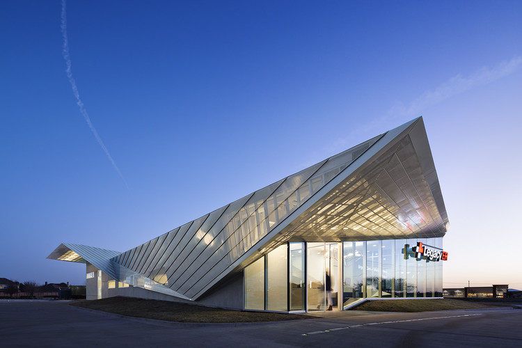 Legacy er allen 5g studio collaborative archdaily for Architecture 5g