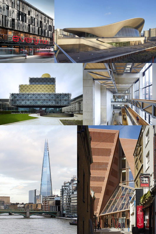 RIBA Announces 2014 Stirling Prize Shortlist