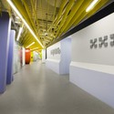 First Place, Interior Corporate Built: Yandex Saint Petersburg Office II / za bor architects. Image © Peter Zaytsev