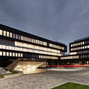 Honorable Mention, Commercial Building Built: PGE GiEk Concern Headquarters / FAAB Architektura Adam Białobrzeski | Adam Figurski. Image © Bartłomiej Senkowski