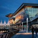 First Place, Public Building Built: Vancouver Convention Centre West / LMN + DA with MCM. Image Courtesy of LMN