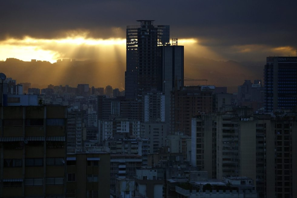 Thousands of Inhabitants May Be Relocated As Chinese Bankers Eye Venezuela's Torre David, © Vía 'The Atlantic'
