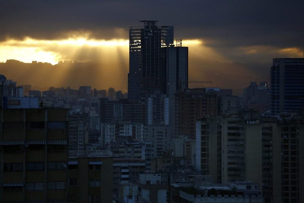 Histórica Torre David de Caracas sería entregada a consorcio chino, © Vía 'The Atlantic'