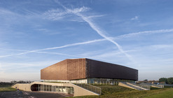 Gimnasio Plabennec / Bohuon Bertic Architectes