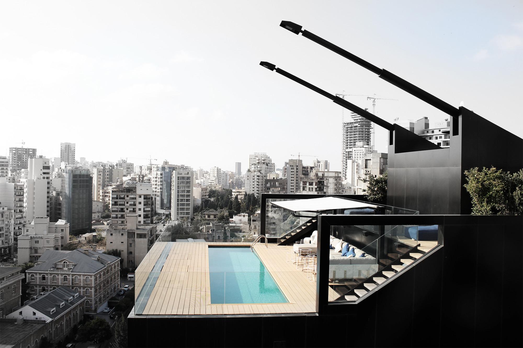 N.B.K. Residence (2) / DW5 / Bernard Khoury, Courtesy of DW5 / Bernard Khoury
