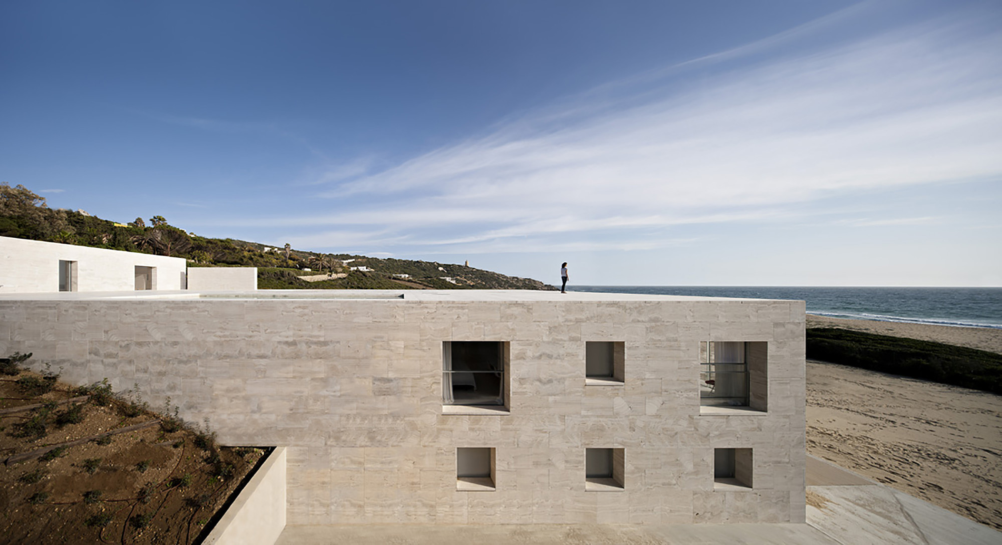 The house of the infinite alberto campo baeza archdaily - Campo baeza obras ...