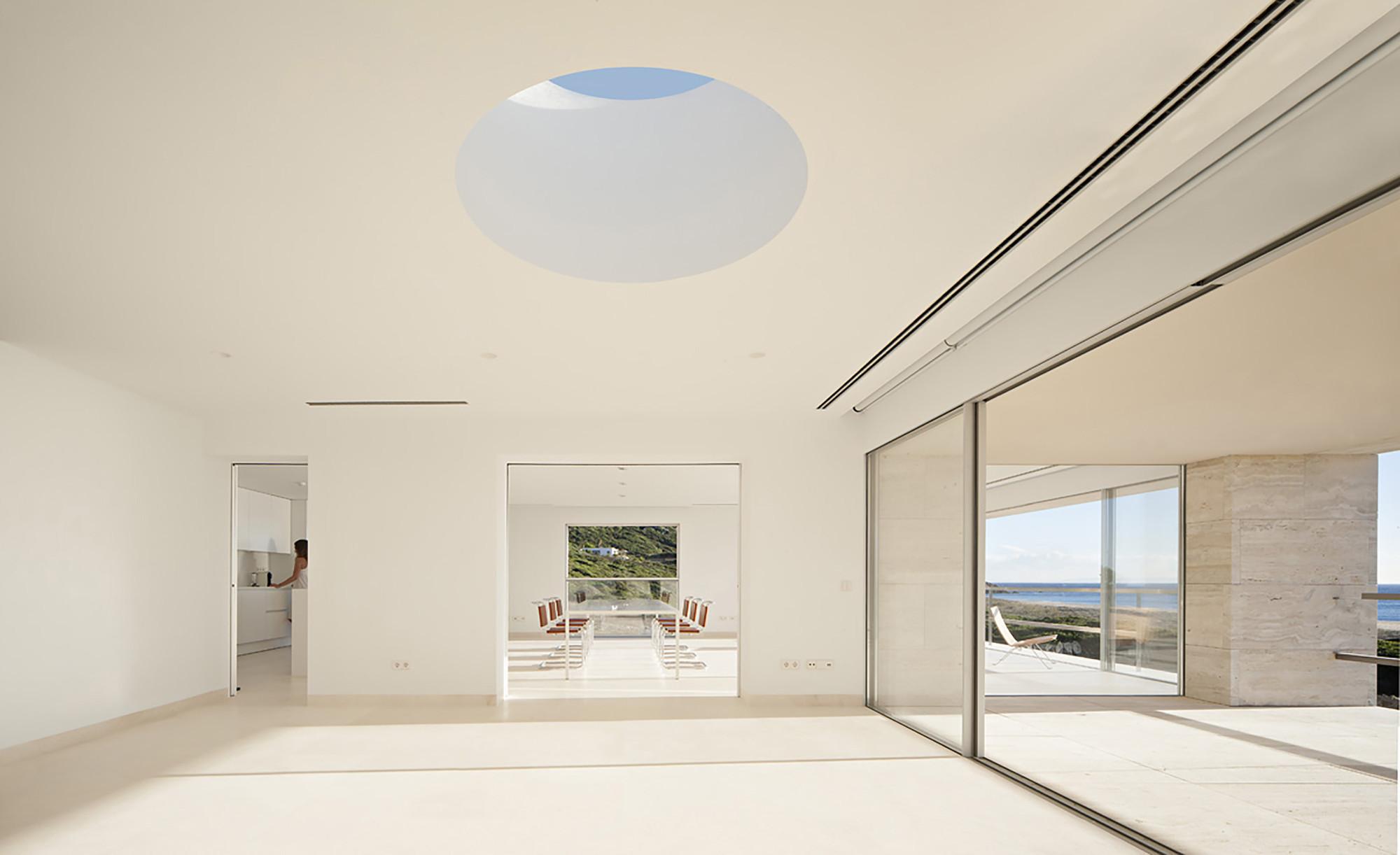 Gallery of the house of the infinite alberto campo baeza 3 - Casa campo baeza ...