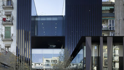 Sant Antoni - Joan Oliver Library / RCR Arquitectes