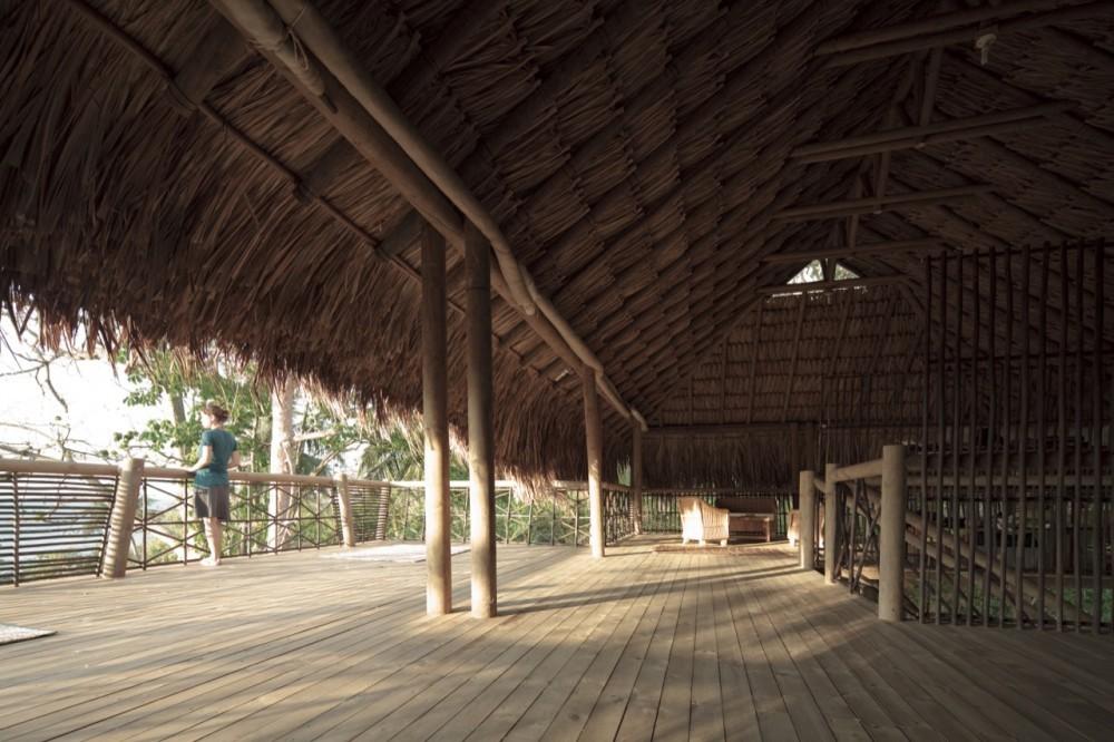 Selección Pola Mora: Casa en Río Cedro / Plan B Arquitectos. Image © Sergio Gómez